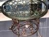 Декоративный кованый журнальный столик - В соответствии с rotor