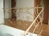 Фрагмент кованых перил модерн - В соответствии с udarec