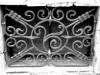 Кованая декоративная решетка - В соответствии с Kmet