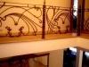 Декоративное кованое ограждение - В соответствии с Parovoz